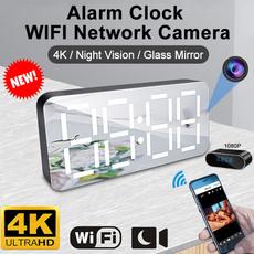 Spy, Remote, spycamerawifi, Clock