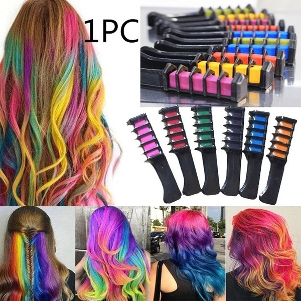 hairchalk, chalk, Cosplay, Colorful