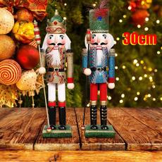 nutcrackerpuppet, Christmas, Gifts, Wooden