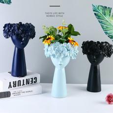 cute, Head, Flowers, Home & Kitchen