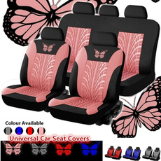 butterfly, carseatcover, Moda, automobile