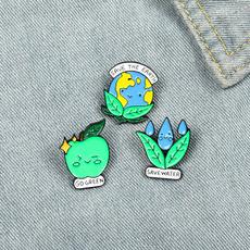 cute, Pins, earthenamelpin, fashionaccessorise