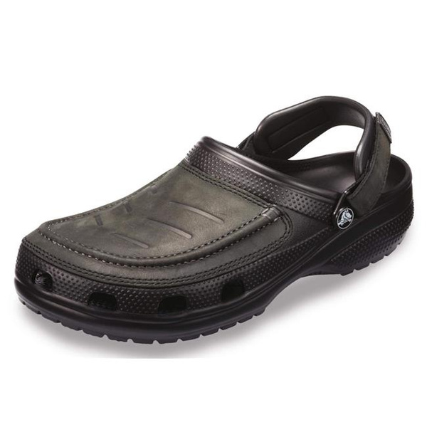 Apparel, clog, black, Footwear