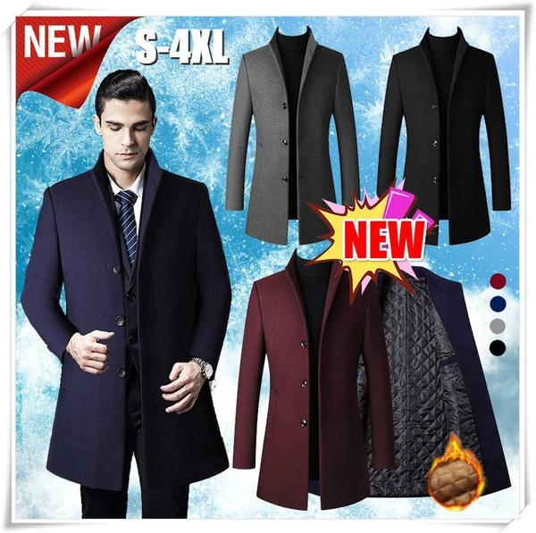 Casual Jackets, slim, trenchcoatformen, Coat