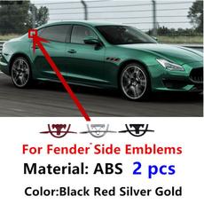 Car Sticker, maserati, Cars, Emblem