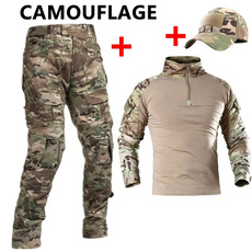 Fashion, Shirt, Combat, Army
