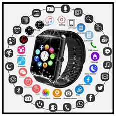 smartwatche, led, wristwatch, Iphone 4