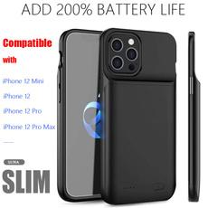 case, iphone12, External Battery, powercase