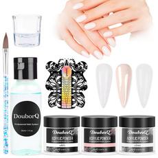 pink, Beauty, gel nail kits, polishnailkit