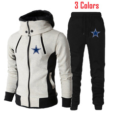 Fashion, Star, Long Sleeve, hoodiesuit
