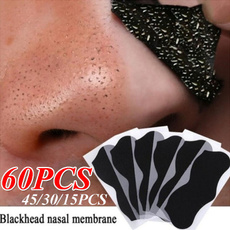 Charcoal, beautymask, nosemask, Beauty