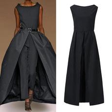 Women Rompers, Plus Size, pants, Elegant