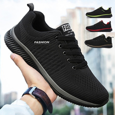 Sneakers, Fashion, Fitness, Breathable
