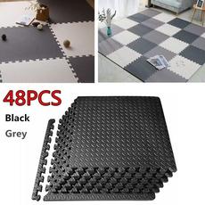 floorfoam, playpuzzle, workoutmat, Home Decor