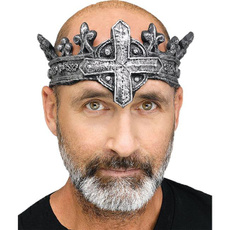King, Goth, Medieval, costume accessories