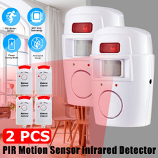 motionsensor, motiondetector, homesecurity, Home & Living
