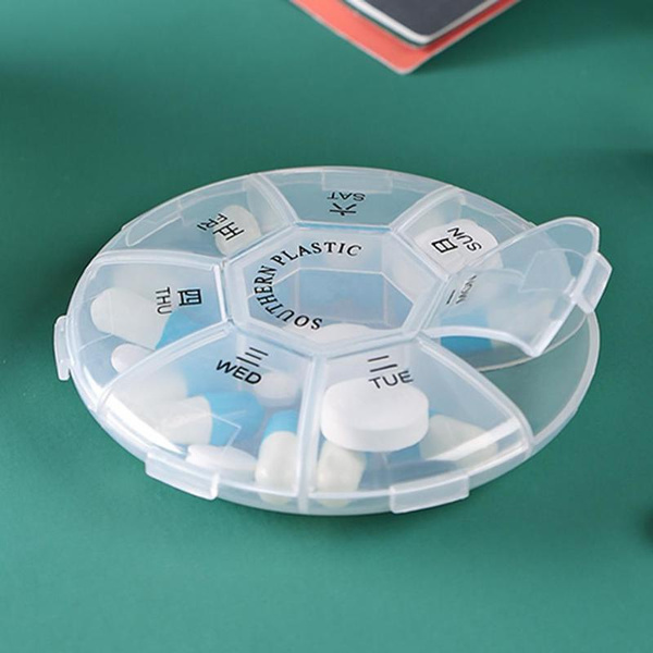 case, Mini, pillbox, pillholder