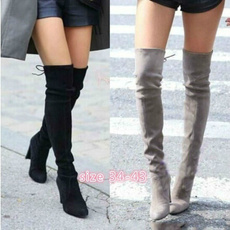 Knee High Boots, Fashion, Womens Shoes, boots for women