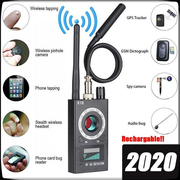 signaldetector, Spy, Gps, Camera
