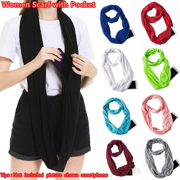 polyesterscarve, Scarves, Fashion, Winter