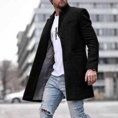 menwinterovercoat, Fashion, Winter, woolen coat