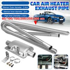 Steel, heater, airheater, hose