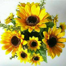 artificialsunflower, weddingflowerbouquet, sunflowerbouquet, weddingdeocration