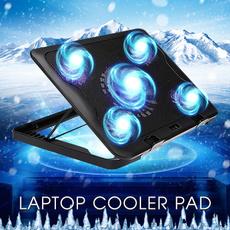 notebookcooler, led, usb, radiator