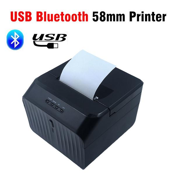 Thermal, Paper, usb, thermalbarcodereceiptprinter