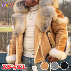 fur coat, Plus Size, fur, Winter
