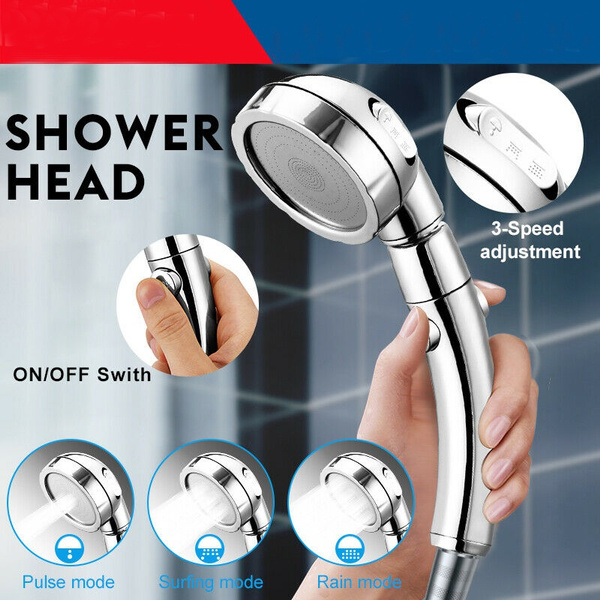 Head, Home & Living, Stainless Steel, Hand-Held