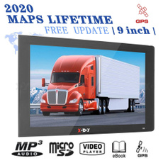 Map, Touch Screen, cardvrrecorder, Gps