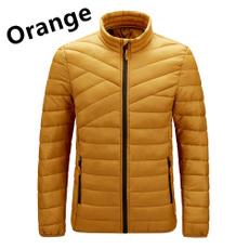 Jacket, hooded, portable, lights