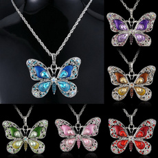 butterfly, popnecklace, Fashion necklaces, butterflynecklace