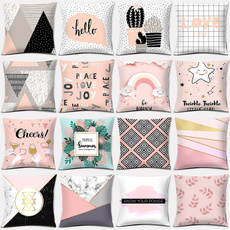 Fashion, Office, Modern, Pillowcases