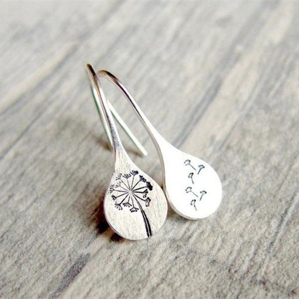 Jewelry, vintage earrings, wedding earrings, Vintage