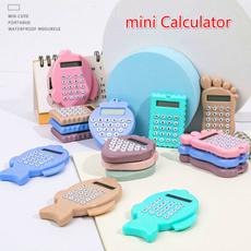 mathematicalcalculation, fishstrawberrycalculator, minicalculator, led