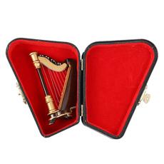 Box, Mini, Wooden, harpmodel