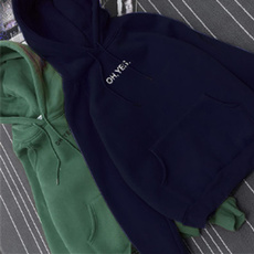 casual coat, Fleece, Fashion, Winter