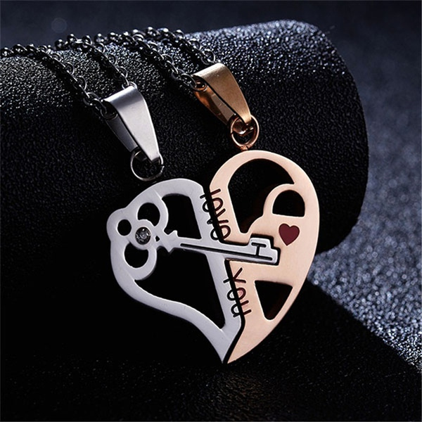 Heart, couplejewelry, Jewelry, valentinesdaypresent