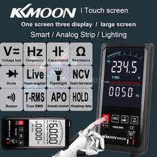 Flashlight, truerm, Multimeter, ammeter