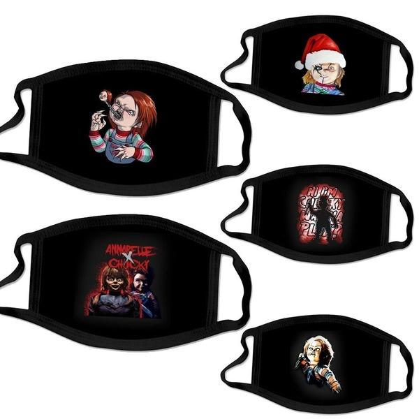 mouthmask, childsplay, chucky, Masks
