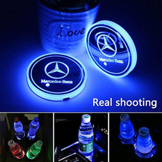 led, usb, Mercedes, ledcupholder