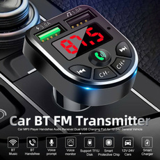 Transmitter, bluetoothhandsfree, usb, charger