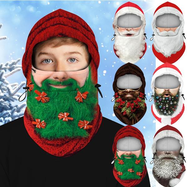 Fleece, Outdoor, Cycling, Christmas