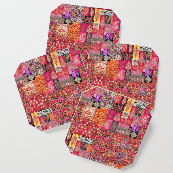 Coasters, Mats, a35, Wooden
