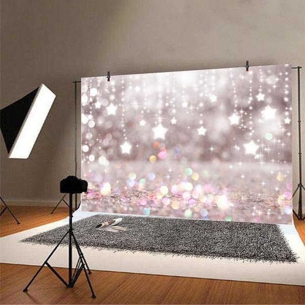 photography backdrops, birthdaypartydecor, Star, Christmas