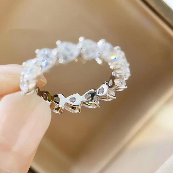 Sterling, Beautiful, Fashion, wedding ring