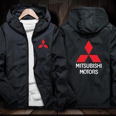 hooded, Cars, mitsubishijacket, mitsubishicoat