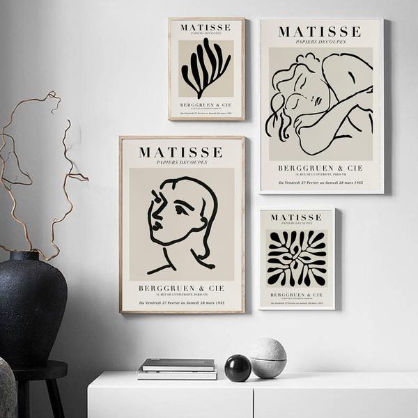 matisseposter, art print, Wall Art, Home Decor